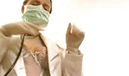 سبزه تصاویرسکسیایرانی لینا به متخصص زنان مراجعه کرد و در هر دو سوراخ شروع به لعنتی با او کرد