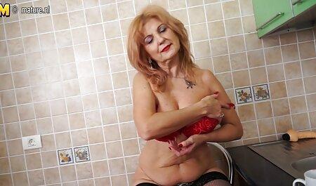 مادر بالغ یک عکس های سکسی خارجی ها خروس مقعد تنگ را پاره می کند